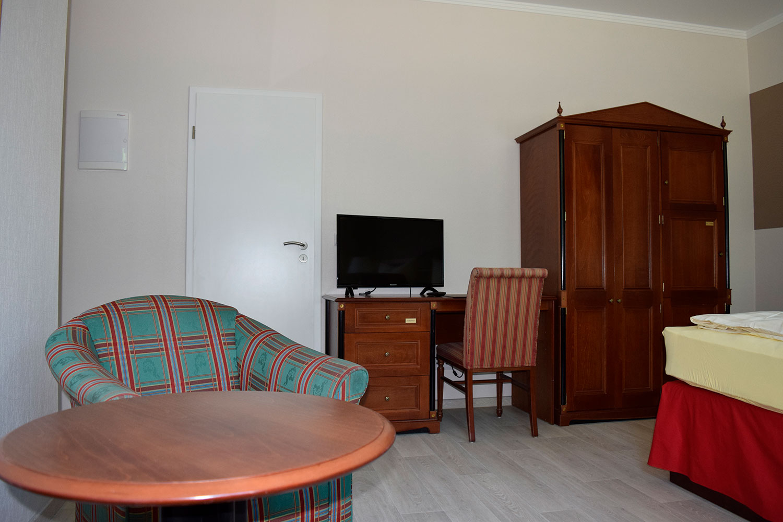 Zimmer Ausstattung